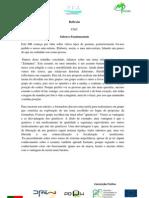 REFLEXAO Saberes Fundamentais Clc[1]