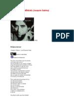 1990 Sabina - 00 - Mentiras Piadosas - Letras