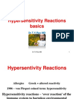 Hypersensitivity Reactions Basics