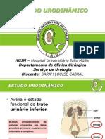 LAU - Estudo urodinâmico