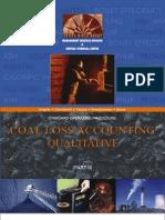 SOP Coal Loss Accounting Qualitative (Part II)