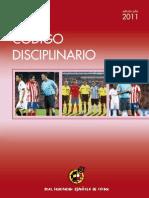 Codigo disciplinario 2011-2012