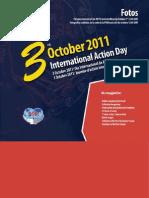 Photo Album International Action Day