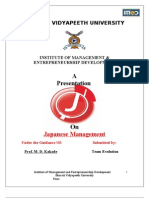 Japanese+Management