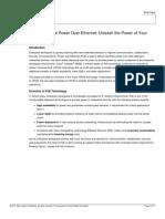 Cisco Universal Power Over Ethernet