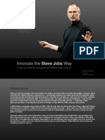 Innovate the Steve Jobs Way_7 Principles