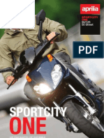 GB Brochure Sportcity ONE 2009