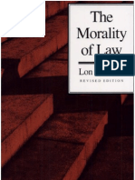 FULLER, Lon. the Morality of Law