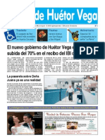 La Voz de Huétor Vega - octubre 2011