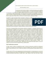 México en la perspectiva global del cambio estructural