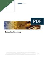 Jacobs Consultancy Lca Report Exec Summary