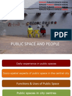 Public Space and People 1/4