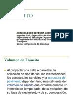 VOLUMEN DE TRÁNSITO_pavimentos