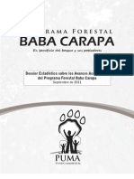 Dossier Estadístico del PFBC Sep 2011liv