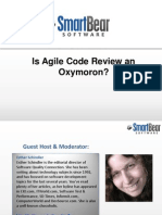 SmartBear Software - Webinar - Is Agile Code Review an Oxymoron
