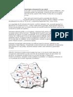 Reorganizarea Teritorial Administrativa a Romaniei