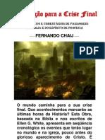 Preparação para a Crise Final - Fernando Chaij