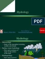 10 Hydrology