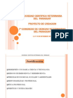 Sociedad Cientifica Veterinaria del Paraguay