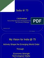 India@75.1