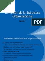 CAP+10++ESTRUCTURA+Y+DISEÑO+ORGANIZACIONAL