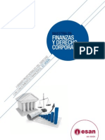 Folleto de la Maestría en Finanzas y Derecho Corporativo 2011-II