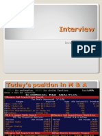 Interview IB