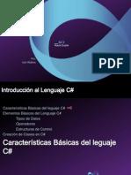 Introducción a C# en Visual Studio