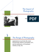 Impact of Photography
