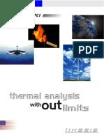 DSC PT1 Differential Scanning Calorimeter