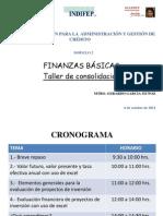 Finanzas básicas 061011
