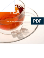 Mask tea