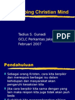 Christian Worldview 21.02