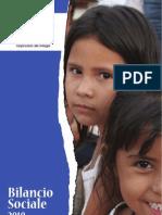 Agenzia Scalabriniana per la Cooperazione allo Sviluppo - Bilancio Sociale 2010