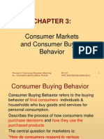 Marketing-cust Buying Behavior-chapter 3