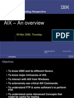 AIX Basics