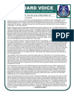 Fall Vanguard Newsletter