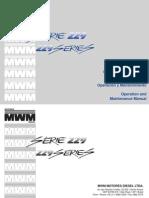 Motor Mwm Om_229
