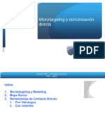 Microtargeting y Comunicación Directa - Yehonatan Abelson