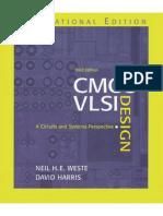CMOS VLSI Design Neil Waste and David Harris