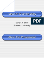 Introduction to MAC OS (1)