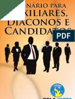 Seminrio Para Auxiliares Diconos e Candidatos Apostila