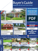 Coldwell Banker Olympia Real Estate Buyers Guide October 8th 2011