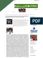 Il contenuto del trattato di Cotonou e le normative sugli extracomunitari