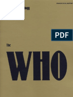 The Who - The Who Anthology