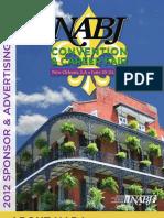 2012 NABJ Convention Sponsor Guide