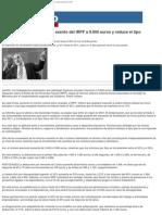 El Gobierno Sube El mínimo Exento Del IRPF a 9