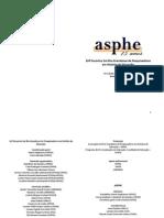 16° Asphe - livro de programação
