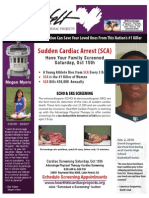 Heartfelt Cardiac Screening at Advantage Physical Therapy -- Lake Forest -- Oct. 15th