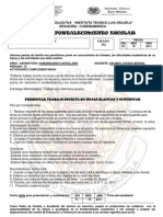 Plan Fortalecimiento Castellano 702 III Periodo